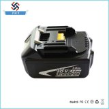 Macht Tool Replacement Battery, 18V 6000mAh Li-Ion voor Makita