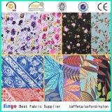 tessuto stampato abitudine della tela di canapa del cotone 12A per i sacchetti
