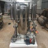 Separador de agua diesel del petróleo del transformador del aceite lubricante de la eficacia alta (TYD)