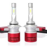 Indicatore luminoso di azionamento automatico della lampada 6000k LED dell'indicatore luminoso 8400lm LED dell'automobile delle lampadine 60W del faro di V5 9006 Csp LED per gli accessori dell'automobile