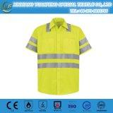 Camisas de trabajo y pantalones del arco 50+ de la protección eléctrica ULTRAVIOLETA del flash