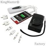 Cargador Powerbank del Portable de Kingmaster Powerpacks 8400