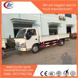 Isuzu 4X2 Mini CargoヴァンBoxの軽トラック2トンのディーゼル小型トラック
