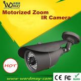 Le zoom motorisé 2.8-12mm 720p imperméabilisent l'appareil-photo d'IP de surveillance