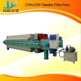 Filtre-presse contrôlé de membrane de programme à haute pression de faible teneur en humidité
