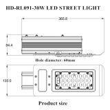 고성능 30W LED 가로등