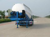 반 73cbm 대량 시멘트 /Coal 분말 탱크 트레일러