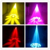 Горячий миниый свет танцы диско освещения 30W СИД этапа Moving головной