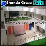 屋外の使用のための14700tuft密度の人工的な芝生25mm