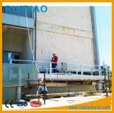 Serie ZLP fábrica de plataforma suspendida en la construcción de la horquilla