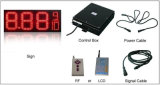 LED 주유소 가격 설정 표시 (인치 높은 옥외 두 배 마스크 10) 발광 다이오드 표시 스크린 유가 표시