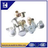 Rivets solides en aluminium de tête d'aperçus gratuits