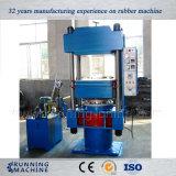 Vulkanisierenpresse für die Herstellung des Gummiblattes