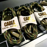 Camo Knit USB-Kabel für Handy