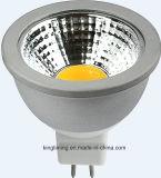 Halógeno Dimmable 630lm de la MAZORCA 7W 50W de la fabricación del proyector de la estrella ETL LED de la energía