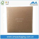 Custom Logo Caixa de preservação de cartão ondulado barata para armazenamento de tecidos