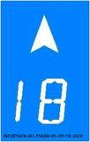 4.3 '' [ستن] مصعد [لكد] عرض