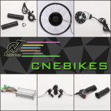 Kit elettrico della bici del motore del mozzo del sistema 36V 500W dell'affissione a cristalli liquidi, Ce approvato