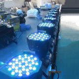 Luces de bajo precio Etapa 54X3W RGB DJ LED PAR