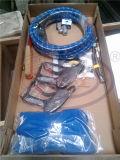 Producto de limpieza de discos auto de la colada de coche dos Gunjets del vapor eléctrico móvil durable de Wld1090-380V