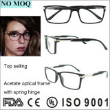 Handheld Acetato Optical Frame Projetado Eye Glasses Optical Frame