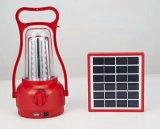 35 LED Oplaadbare Solar Camping Lantern Noodverlichting Tent Light - Draagbaar Waterdicht Camping Light voor Wandelen Noodgevallen Orkaan Uitval