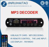 Scheda del decodificatore di CC 12V/5V Bluetooth MP3 di Digitahi LED per FM Radio-M512L