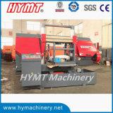 Máquina horizontal da serra da faixa de metal da elevada precisão H-60/80