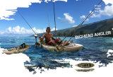 De professionele Almachtige Enige Vissersboot van de Dronkaard LLDPE