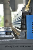 Scherende Machine van de Schommeling van QC12k 20*2500 de Hydraulische CNC