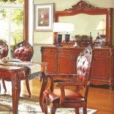 식사를 가진 목제 식탁 가정 가구 (H808)를 위한 의자