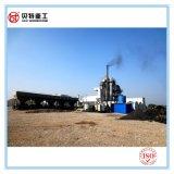 Planta de mistura do asfalto do grupo de China 80t com serviço ultramarino