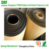 Feuilles de NBR et de PVC à cellules fermées, rouleaux NBR avec adhésif, mousse NBR et PVC pour pièces automobiles