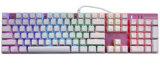 Mechanischer Tastatur-USB verdrahteter Spiel-Tastatur-blauer Schalter mit dem 19 Hintergrundbeleuchtung-Modus