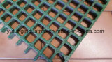 Fiberglas FRP Grating Grid Lieferanten zur Boden