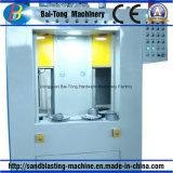 Tipo de plataforma giratória Máquina de sabotagem automática de alta eficiência para peças pequenas