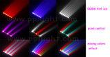 indicatore luminoso della barra del pixel di 7X15W LED con rotazione infinita