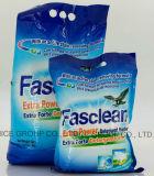 Poudre détergente de pouvoir supplémentaire de Fasclean, poudre de blanchisserie, poudre à laver