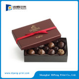 Impresión Shaped del rectángulo de regalo del rectángulo de papel del chocolate
