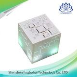 Altoparlante chiaro portatile del LED Bluetooth con la funzione di FM