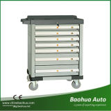 Gabinete de ferramenta/maleta de ferramentas de alumínio Fy-807 de Alloy&Iron