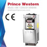 Машина мороженного подачи коммерчески флейворов хорошего качества 3 сбывания Stailess стальных горячих мягкая с Ce