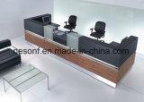 بنك مضادّة /Counter طاولة/[رسبأيشن دسك] /Reception طاولة ([نس-نو190])