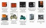 Niederdruck-elektrischer Rolle-Luftverdichter von der Guangzhou-Fabrik
