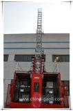 Grua da construção de Gaoli do tipo Sc320/320 de China para equipamentos