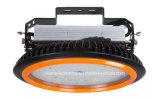 Indicatore luminoso di figura 100W IP65 LED Highbay del UFO con il driver di Meanwell e Philips LED