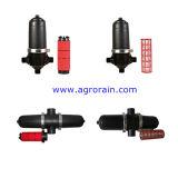4 filtro a sipario del serbatoio di pollice due per gli impianti di irrigazione del giardino di agricoltura