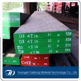 型の鋼鉄冷たい作業は鋼鉄D3/1.2080/Cr12/SKD1を停止する