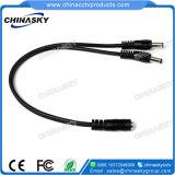 Spannungs-Stecker-Teiler-Kabel CCTV-12V männliches (SP1-2H)