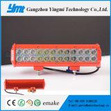 공장 가격을%s 가진 크리 사람 LED 72W 일 표시등 막대 최신 판매